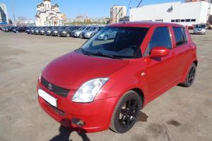 Авто Suzuki Swift, 2008 года выпуска, цена 216 350 руб., Самара