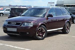 Авто Audi Allroad, 2004 года выпуска, цена 380 000 руб., Москва