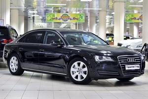 Авто Audi A8, 2011 года выпуска, цена 1 277 777 руб., Москва