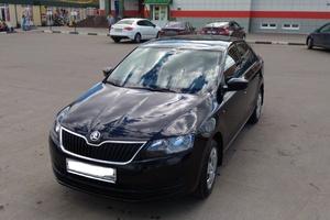 Автомобиль Skoda Rapid, хорошее состояние, 2014 года выпуска, цена 565 000 руб., Домодедово