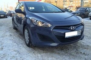Подержанный автомобиль Hyundai i30, отличное состояние, 2014 года выпуска, цена 710 000 руб., Челябинск