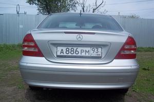 Подержанный автомобиль Mercedes-Benz C-Класс, отличное состояние, 2004 года выпуска, цена 470 000 руб., Красноармейск