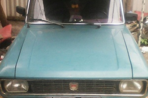 Автомобиль Москвич 2140, отличное состояние, 1977 года выпуска, цена 100 000 руб., Воронеж