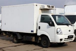 Авто Kia Bongo, 2009 года выпуска, цена 579 000 руб., Москва