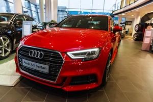 Авто Audi A3, 2017 года выпуска, цена 1 514 368 руб., Москва