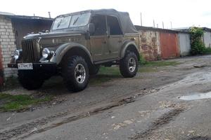 Автомобиль ГАЗ 69, хорошее состояние, 1972 года выпуска, цена 189 000 руб., Саров