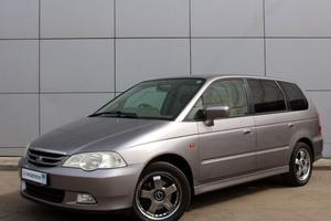 Авто Honda Odyssey, 2001 года выпуска, цена 299 700 руб., Москва