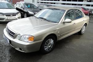 Авто Kia Magentis, 2005 года выпуска, цена 179 900 руб., Санкт-Петербург