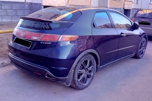 Автомобиль Honda Civic, среднее состояние, 2008 года выпуска, цена 432 000 руб., Сургут