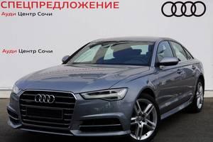 Новый автомобиль Audi A6, 2016 года выпуска, цена 2 890 000 руб., Сочи