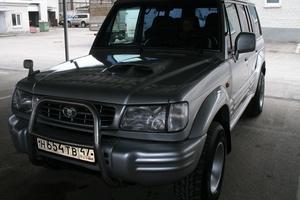 Автомобиль Hyundai Galloper, отличное состояние, 2001 года выпуска, цена 370 000 руб., Санкт-Петербург