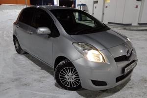 Автомобиль Toyota Vitz, хорошее состояние, 2009 года выпуска, цена 340 000 руб., Нижневартовск