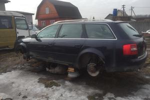 Автомобиль Audi Allroad, плохое состояние, 2002 года выпуска, цена 70 000 руб., Санкт-Петербург