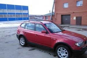 Подержанный автомобиль BMW X3, отличное состояние, 2004 года выпуска, цена 474 000 руб., Миасс