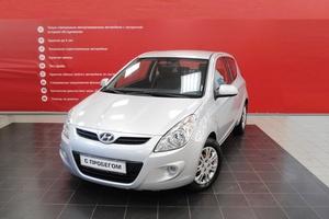 Авто Hyundai i20, 2009 года выпуска, цена 345 000 руб., Москва