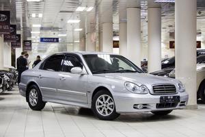Авто Hyundai Sonata, 2003 года выпуска, цена 277 777 руб., Москва