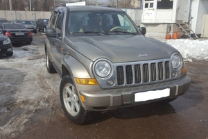 Авто Jeep Cherokee, 2006 года выпуска, цена 650 000 руб., Самара