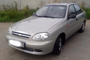 Подержанный автомобиль Chevrolet Lanos, отличное состояние, 2007 года выпуска, цена 220 000 руб., Воскресенск