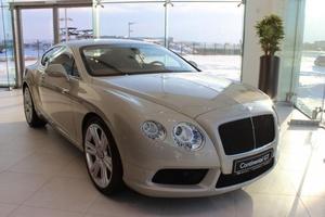 Авто Bentley Continental GT, 2013 года выпуска, цена 11 320 000 руб., Краснодар