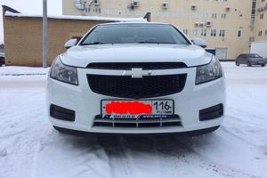 Автомобиль Chevrolet Cruze, отличное состояние, 2011 года выпуска, цена 425 000 руб., Набережные Челны