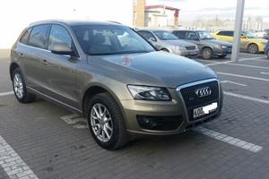 Автомобиль Audi Q5, отличное состояние, 2010 года выпуска, цена 1 270 000 руб., Ростов-на-Дону