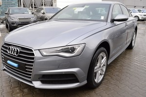 Авто Audi A6, 2017 года выпуска, цена 2 903 383 руб., Москва