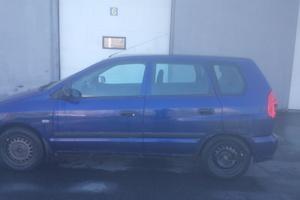 Автомобиль Mitsubishi Space Star, среднее состояние, 2002 года выпуска, цена 140 000 руб., Москва