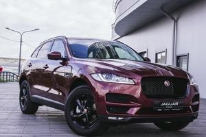 Авто Jaguar F-Pace, 2016 года выпуска, цена 3 514 749 руб., Челябинск