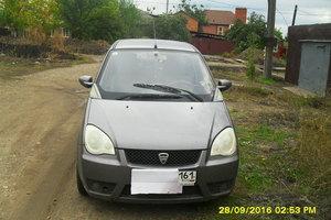 Автомобиль Hafei Brio, хорошее состояние, 2008 года выпуска, цена 180 000 руб., Красный Сулин