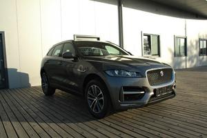 Авто Jaguar F-Pace, 2017 года выпуска, цена 3 937 332 руб., Челябинск