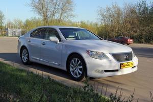 Авто Lexus LS, 2008 года выпуска, цена 968 000 руб., Москва
