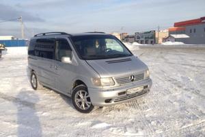 Подержанный автомобиль Mercedes-Benz Vito, среднее состояние, 2003 года выпуска, цена 380 000 руб., Челябинск