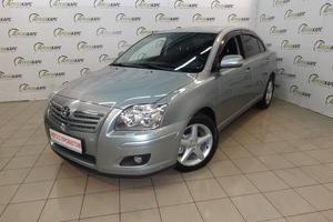 Авто Toyota Avensis, 2009 года выпуска, цена 545 000 руб., Санкт-Петербург