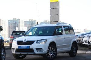 Авто Skoda Yeti, 2015 года выпуска, цена 929 000 руб., Санкт-Петербург