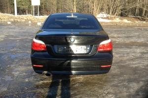 Подержанный автомобиль BMW 5 серия, отличное состояние, 2008 года выпуска, цена 780 000 руб., Красногорск