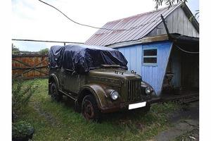 Автомобиль ГАЗ 69, среднее состояние, 1972 года выпуска, цена 130 000 руб., Воронеж