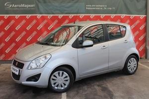 Авто Suzuki Splash, 2013 года выпуска, цена 490 000 руб., Москва