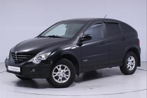 Авто SsangYong Actyon, 2007 года выпуска, цена 399 000 руб., Москва