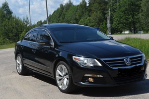 Подержанный автомобиль Volkswagen Passat CC, отличное состояние, 2011 года выпуска, цена 800 000 руб., Шатура