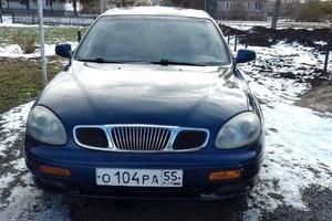 Автомобиль Daewoo Leganza, отличное состояние, 1998 года выпуска, цена 80 000 руб., Исилькуль