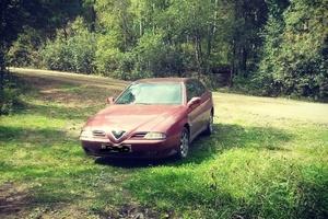 Автомобиль Alfa Romeo 166, среднее состояние, 2001 года выпуска, цена 190 000 руб., Иркутск