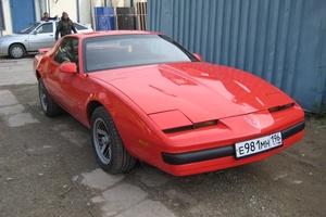 Автомобиль Pontiac Firebird, отличное состояние, 1990 года выпуска, цена 600 000 руб., Екатеринбург
