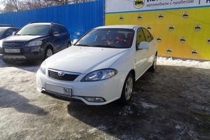Авто Daewoo Gentra, 2014 года выпуска, цена 420 000 руб., Самара