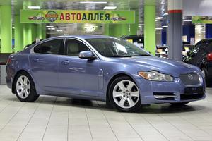 Авто Jaguar XF, 2009 года выпуска, цена 755 555 руб., Москва