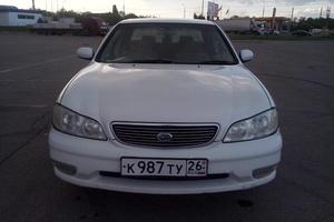 Автомобиль Nissan Cefiro, хорошее состояние, 2000 года выпуска, цена 220 000 руб., Невинномысск