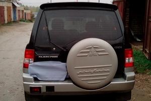 Автомобиль Mitsubishi Pajero Pinin, хорошее состояние, 2004 года выпуска, цена 390 000 руб., Москва