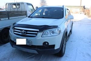 Автомобиль Daewoo Winstorm, отличное состояние, 2007 года выпуска, цена 640 000 руб., Тайшет