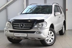 Авто Mercedes-Benz M-Класс, 2002 года выпуска, цена 400 000 руб., Санкт-Петербург