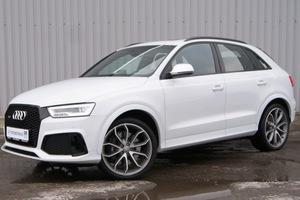 Подержанный автомобиль Audi RS Q3, отличное состояние, 2015 года выпуска, цена 2 599 000 руб., Москва