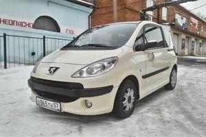 Автомобиль Peugeot 1007, отличное состояние, 2009 года выпуска, цена 350 000 руб., Тула